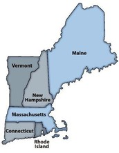 What Are The New England Colonies