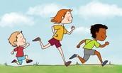Just Running!!