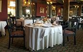 El Restaurante de Cesares, Llao Llao Hotel, Patagonia