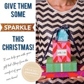 The holidays are just a couple weeks away- I can't wait to help!