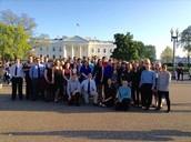 Orchestra, Jazz, Band Ensembles visit Washington D.C.