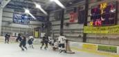 Homer Hockey split with Bartlett