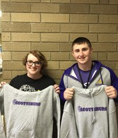 January Athletes Students of the Month
