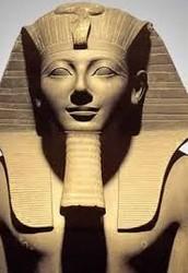 A General as a Pharaoh?