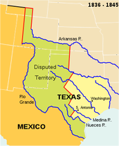 The Settlement of Texas 1820's-1830's