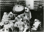 During the Kidney Surgery