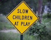Children, why are you slow?!