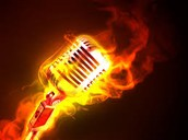A mi me gusta cantar!