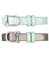 Mint/Steel Grey Reversible Keeper