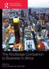 "4. Featured Work: ""Routledge Companion to Business in Africa"""