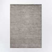 Textured Striped Rug