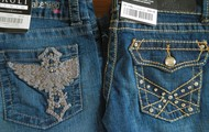 Girls Jeans - size 4 to 14