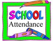 Attendance has been less than 94%!