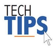 Quick Tech Tip