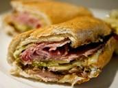 sandwich cubano (doscinetos cuarenta 250)