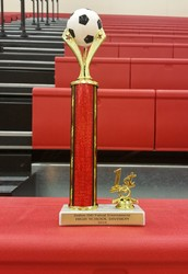 BA - First Place in Futsal Tournament