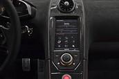 McLaren P1 console