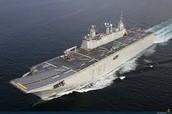 Retired Naval Ships