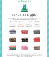 These items make perfect gifts for teachers, coaches, and babysitters!  Buy 2, get the 3rd at half off!
