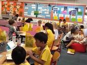 Classroom is buzzing
