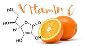 Character for Vitamin C