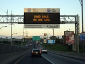 Over a seven year period, 218 murders and 12,610 injuries were attributed to road rage.