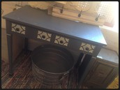 Gray Desk ~ $165