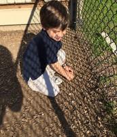 Fun in the dirt!