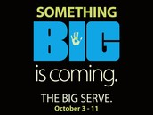 Donate to The Big Serve Online