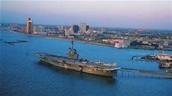 The USS Lexington