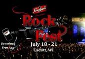 What is Rock Fest?