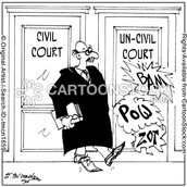 What Is Civil Cases?