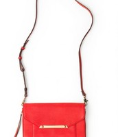 Tia Crossbody - Red