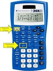 Scientific notation-use your calculator!