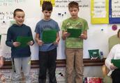 Fifth Graders Readers