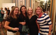 Red Shoe Affair w/ my pacing group and THE Jessica Herrin :)
