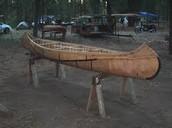 Ojibwe Canoes