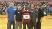 7th Grade Student Choice Coach Mele