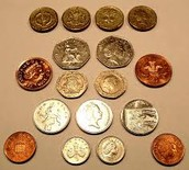 British pence