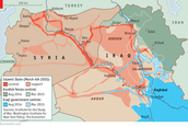 Isis Extremist Power and Support in the world