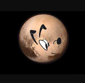 Is that Pluto from Mickey Mouse?!