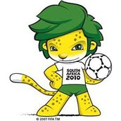 fifa world cup in south africa's mascot