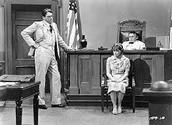 Trial with Mayella Ewell
