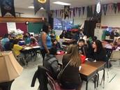 Ms. Balfour and Ms. Diaz