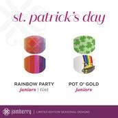 Junior's St. Patrick's Day Wraps
