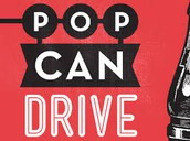 Pop Can Drive ends Nov. 4th!!
