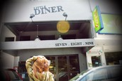 This is The Little Diner and we would love it if you would stop by! :)