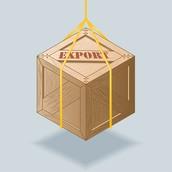 De export