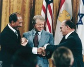 What is The Camp David Accords?
