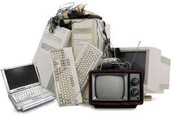 41.5 million tons of electronics was generated in 2011